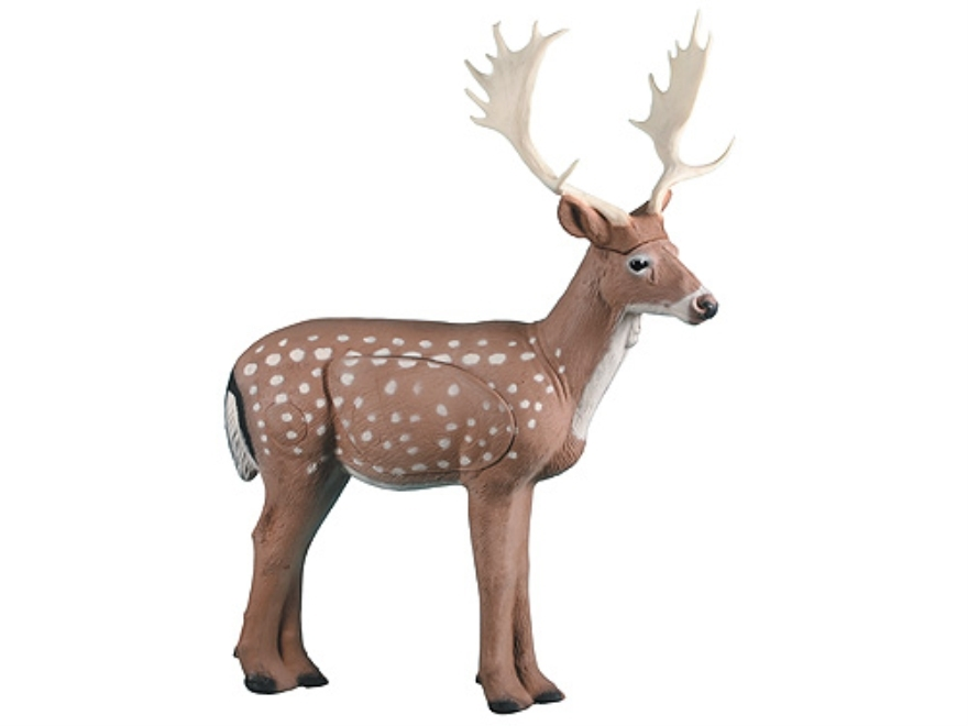 Deer+Targets Rinehart Fallow Deer 3-D Foam Archery Target