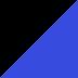 Black/Blue